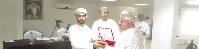 افتتاح قاعة الاستاذ عبدالقادر الغساني